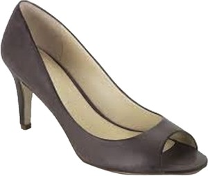 Rockport Wide Width Peep Toe Sparrow Pumps