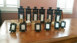 Lanterns Candle Holders & Mini Picture Frames