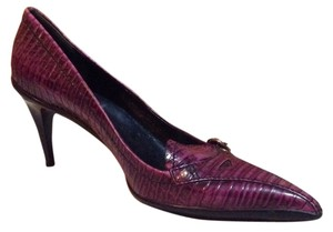 Miu Miu Purple Pumps