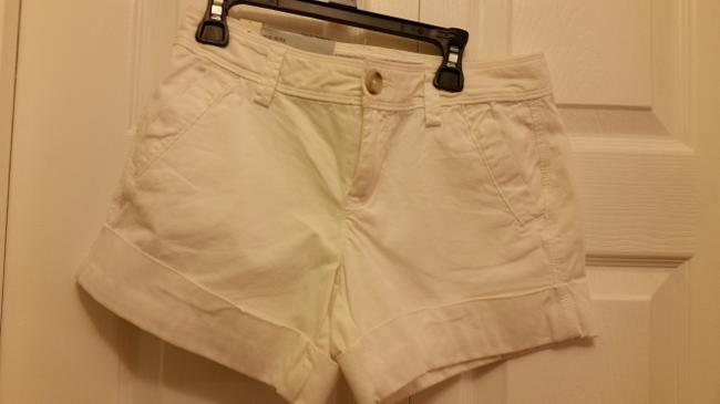 Old Navy Cuffed Shorts wine red Image 2