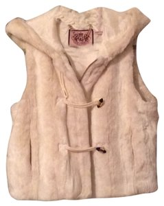 Juicy Couture Fur Vest