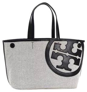 Tory Burch Lonnie Canvas Canvas Large Large Lonnie Tote