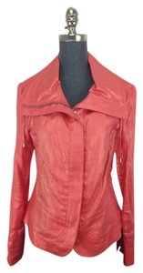 Lafayette 148 New York Coral Jacket