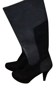 Joy Gryson Black and gray Boots
