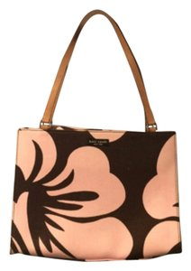 Kate Spade Tote in Pink and Brown