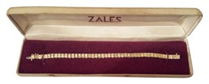 Zales Diamond Tennis bracelet, all diamonds still intact