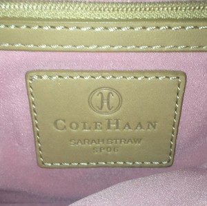 Cole Haan Pastel Neutrals Clutch