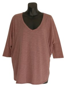 AG Adriano Goldschmied Top pink