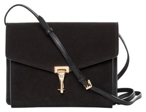 Burberry Brit Nubuck Leather Macken One Cross Body Bag