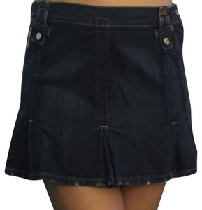 Dolce&Gabbana Mini Skirt Denim