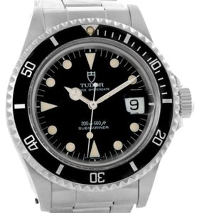 Tudor Tudor Submariner Prince Oysterdate Stainless Steel Mens Watch 79090