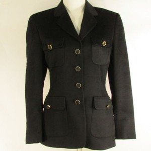 Escada Women Fashion Black Jacket