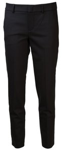 Vince Side Strapping J Crew Trouser Pants Blac