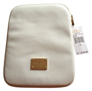 Michael Kors Michael Kors white iPad case