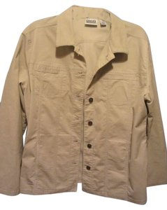 Chico's khaki Jacket