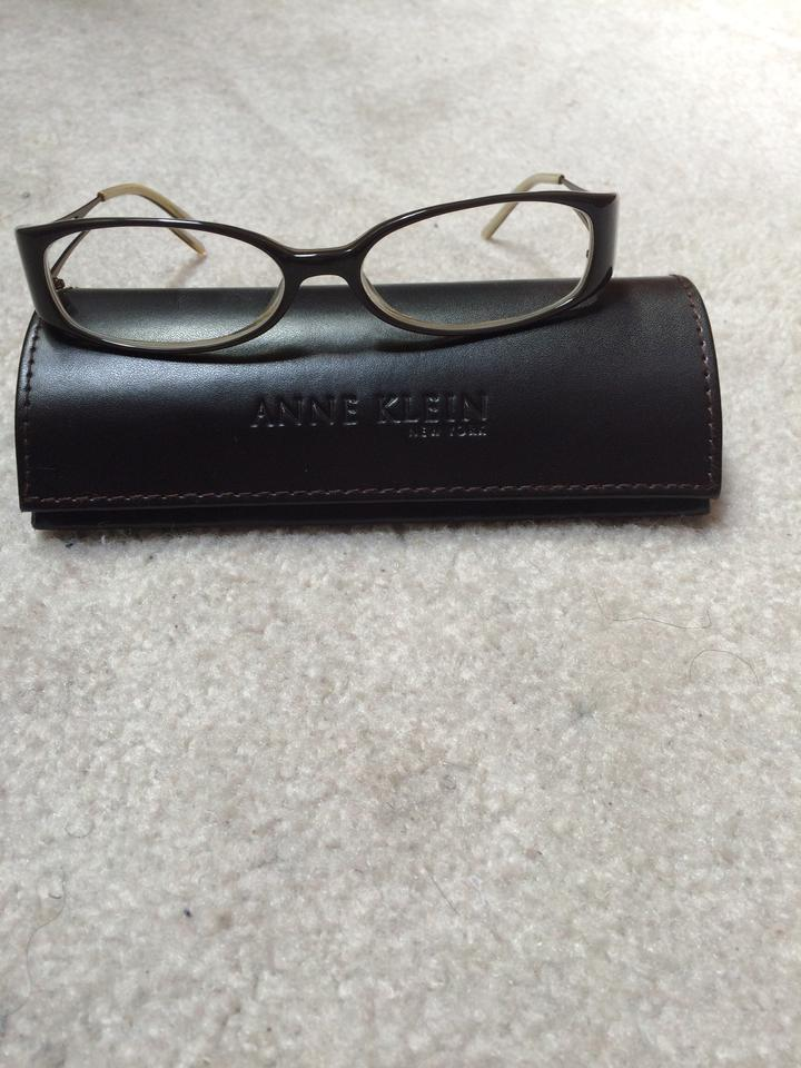 77e3390aba Anne Klein Brown Prescription Sunglasses - Tradesy