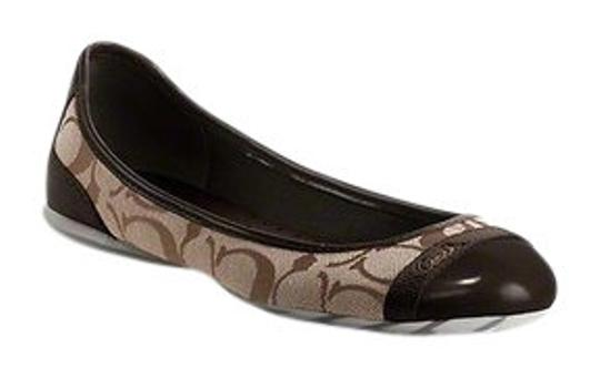 Preload https://img-static.tradesy.com/item/6454/coach-tanbrown-cecile-patent-leather-flats-size-us-10-regular-m-b-0-0-540-540.jpg