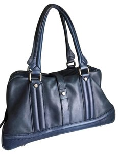 Joy Gryson Satchel in Blue