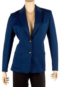 Givenchy Sport Jacket Coat Blue Blazer