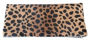 Fig Tree Accessories leopard Clutch