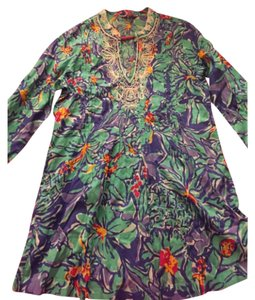 Lilly Pulitzer Pulizter Beaded Tunic