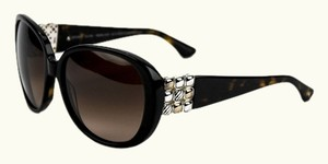 David Yurman David Yurman Women's Chiclet Full Rim Rectangle Sunglasses In Tortoise