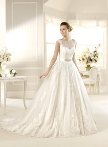 La Sposa La Sposa Wedding Dresses - Style Matiz Wedding Dress