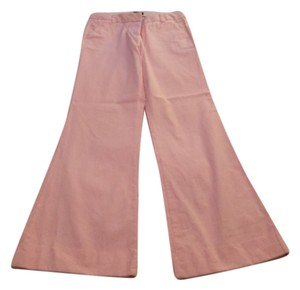 J.Crew Trouser Pants Pink, white