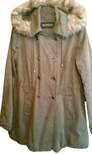 Guess Jacket Hoodie Trench Coat