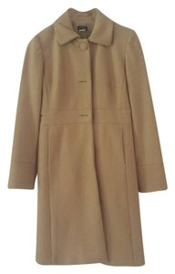 J.Crew Wool Preppy Winter Long Pea Trench Classic Pea Coat