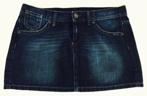 United Colors of Benetton Mini Skirt Denim
