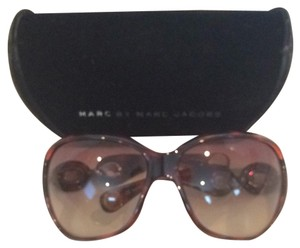 f6e441b8118 Gold Marc by Marc Jacobs Sunglasses - Up to 70% off at Tradesy