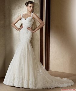 Pronovias Pronovias Wedding Dresses - Style Alborada Wedding Dress