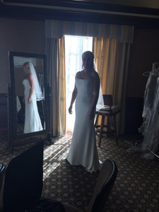 Vera Wang Bridal Vera Wang Maeve Wedding Dress