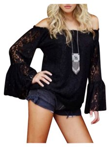 Other Free People Bohemian Anthropologie Sexy Hippie Loose Curvy Plus Flirty Tunic