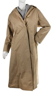 Burberry Vintage Cotton Trench Trench Coat