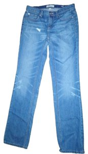 Henry & Belle Casual Relaxed Boyfriend Cut Jeans-Medium Wash