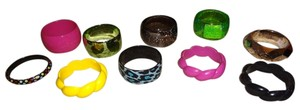 Other 10 pc bangle lot