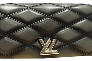 Louis Vuitton Lv Quilted Dyed Shoulder Bag