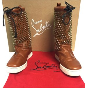 Christian Louboutin Spike Boots