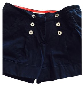 Michael by Michael Kors Mini/Short Shorts Navy