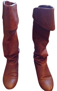 Chinese Laundry tan/brown Boots