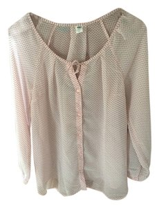Old Navy Pink maternity blouse