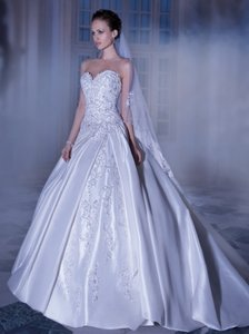 Cosmobella Demetrios Sposabella Wedding Dresses-style 4321 Wedding Dress