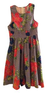 Plenty by Tracy Reese short dress Floral Priinted on Tradesy
