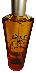 Dove Pure Care Dry Oil For ALL HAIR TYPES