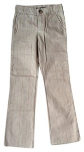 Marc by Marc Jacobs Khaki Pinstripe Trousers Mmj 70's Pants