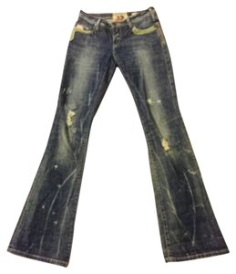 PARASUCO Causal Boot Cut Jeans