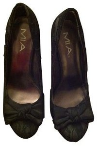Mia Shoes Black Pumps