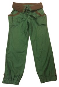 Everywood Relaxed Pants Green